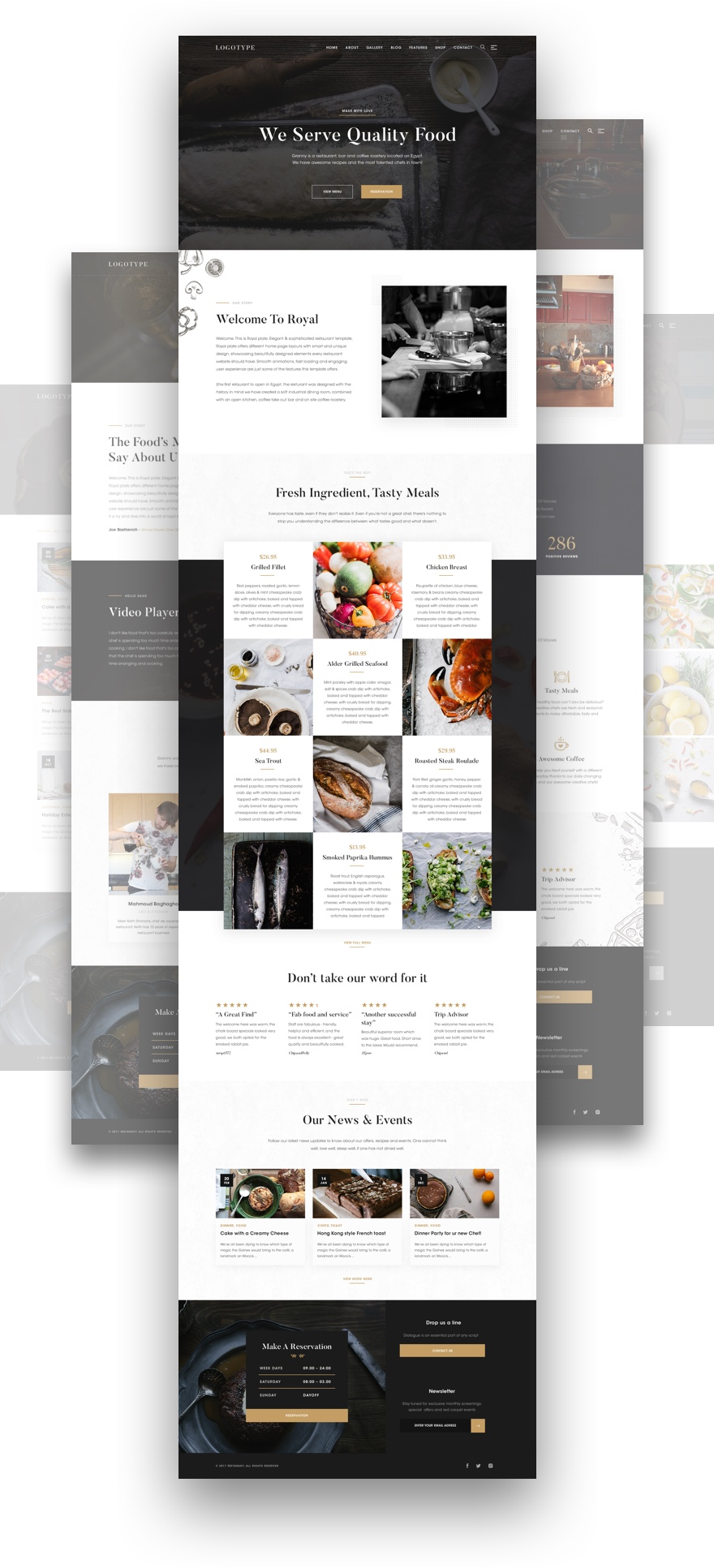 Descarga diseños de Divi gratis para tu web cada semana