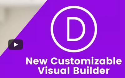 ¡El Constructor de Divi ahora es personalizable!