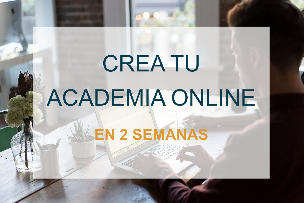 Cómo crear tu primer curso online en 2 semanas