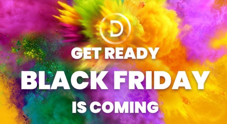El tema Divi baja su precio en el Black Friday ¡Apúnta!