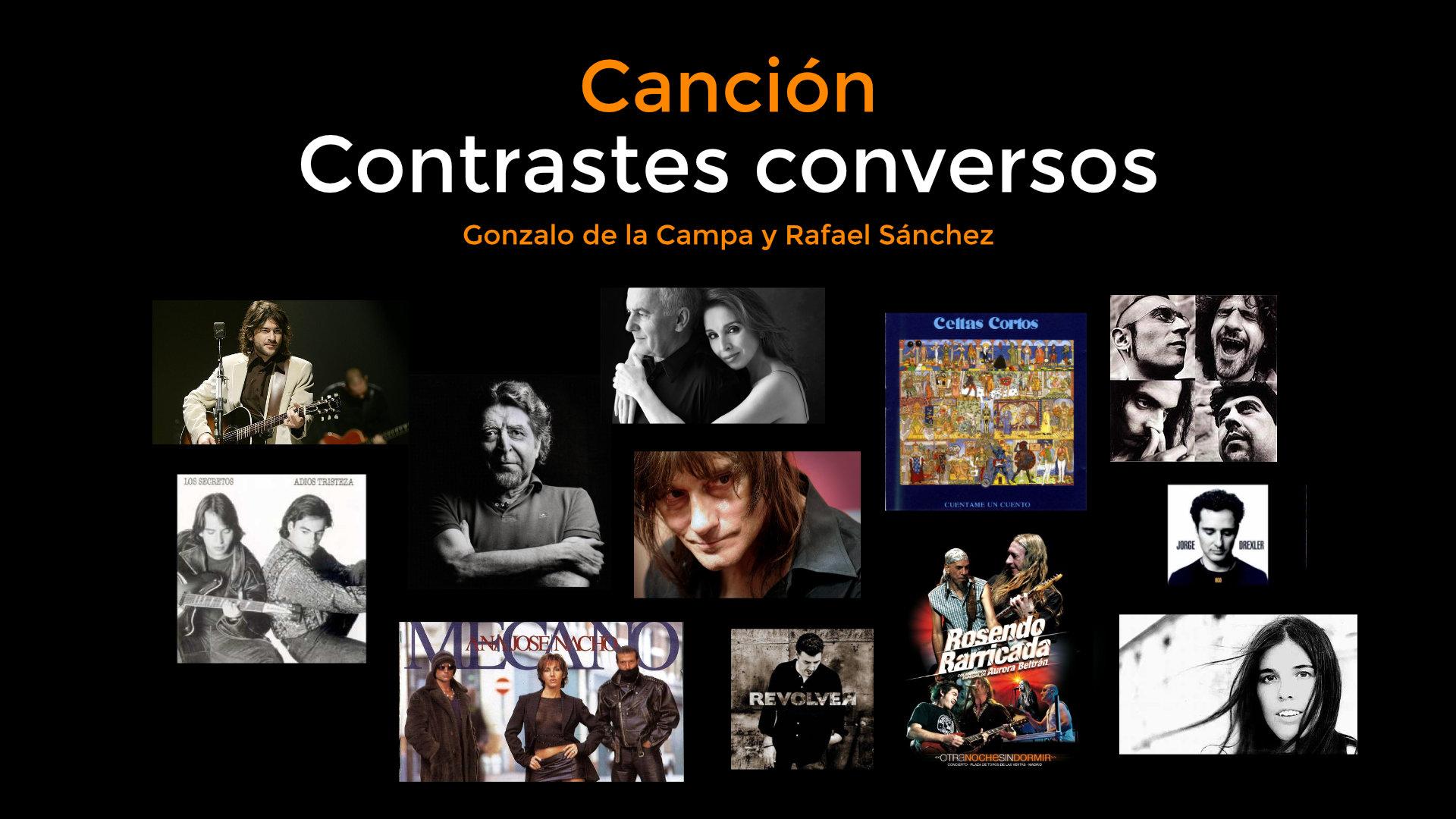 Estoy emocionado con mi Canción personalizada: Contrastes Conversos