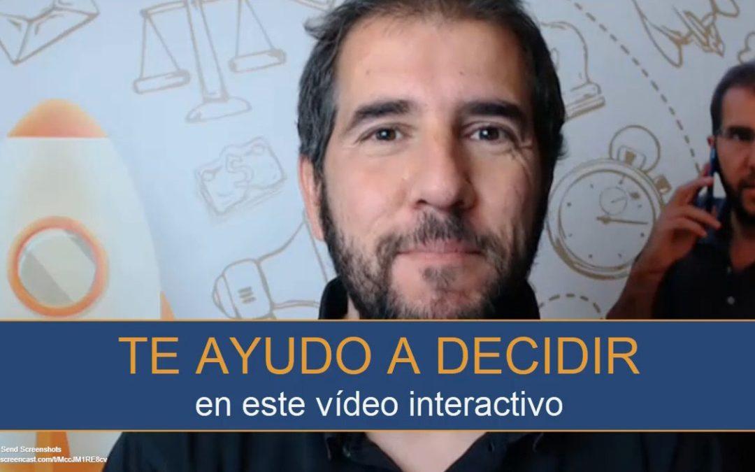 video interactivo