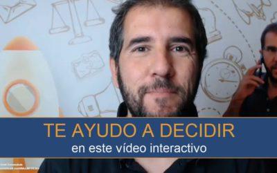 Descubre con este vídeo interactivo como te puedo ayudar