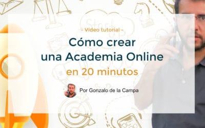 Cómo crear una Academia Online en WordPress (en 20 minutos)