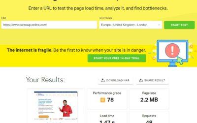 Directorio de webs con Divi que cargan en menos de 2 segundos