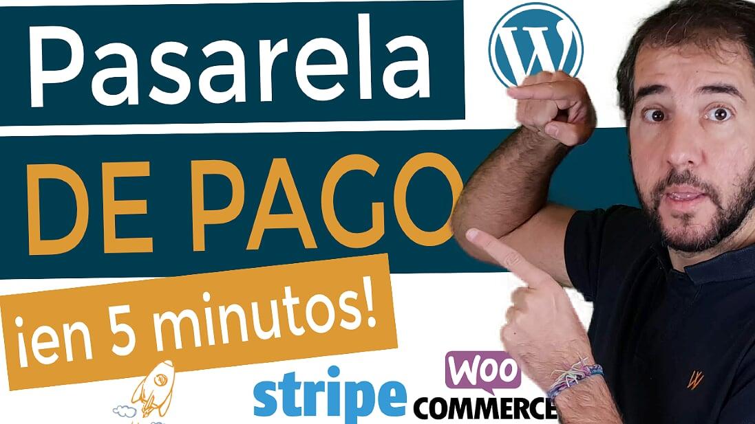 Configura tu Pasarela de pago con Stripe en 5 minutos