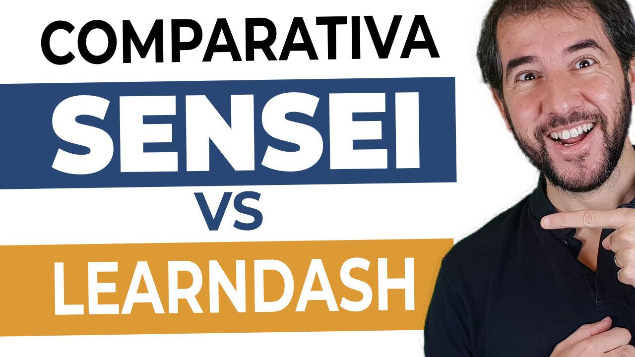 Sensei LMS vs LearnDash ¿Cuál es Mejor?
