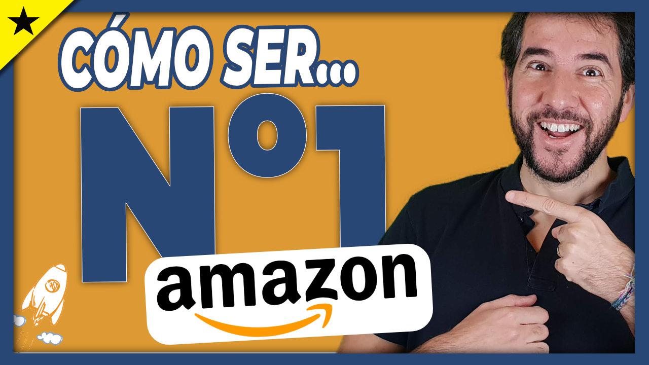 Cómo publicar un libro en Amazon para ser Nº1 en Ventas